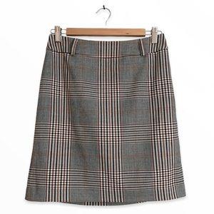Vero Moda | Plaid Mini Skirt | 6